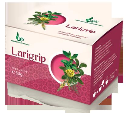 Ceai Larigrip – 50 plicuri