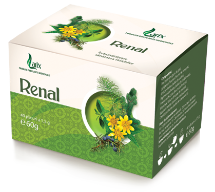 Ceai Renal – doze
