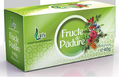Ceai fructe de pădure – 20 plicuri