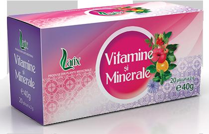 Vitamins & Minerals tea -20 bags