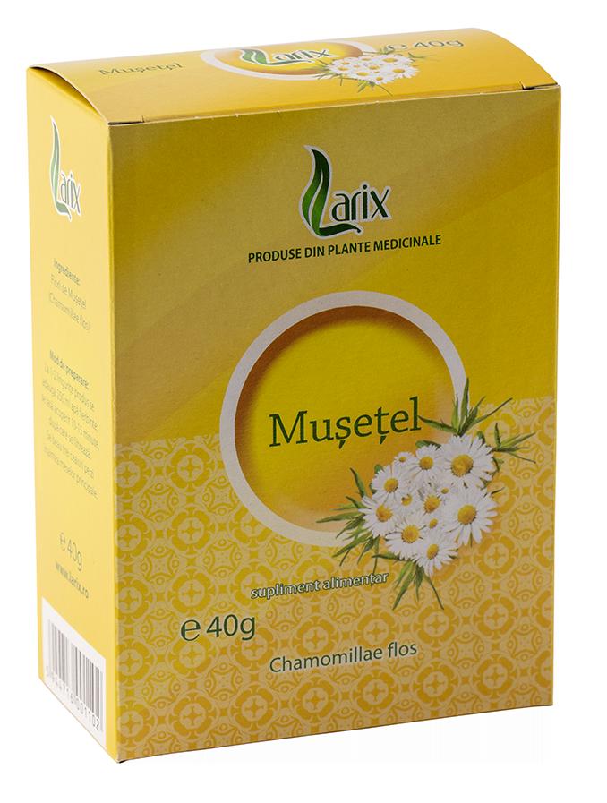 Ceai Musetel vrac, 50 g