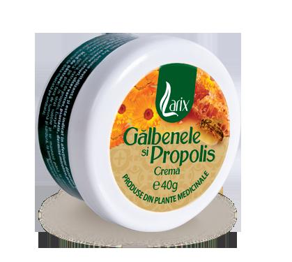 Cremă propolis şi gălbenele – 40g
